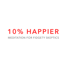 10% Happier logo