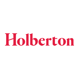Holberton School logo