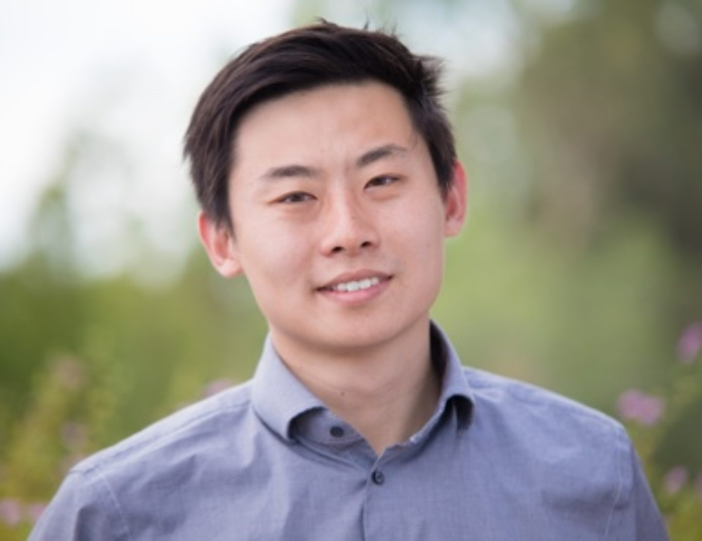 Photo of John Lin